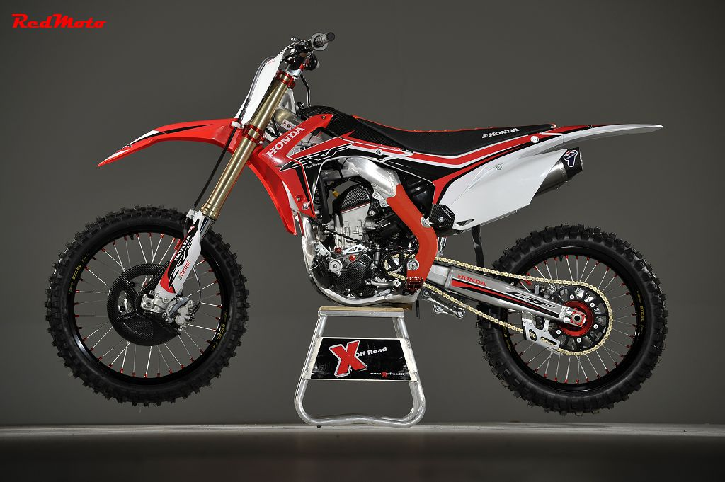 2014 Honda CRF250R Special Edition by Red Moto Is Off-Road Perfection