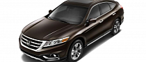 2014 Honda Crosstour Pricing Announced
