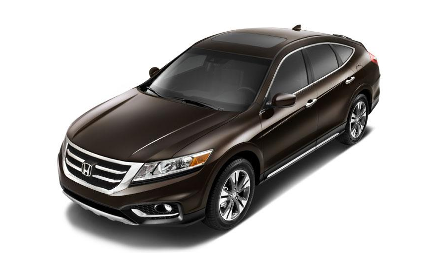 2014 honda crosstour pricing announced autoevolution. Black Bedroom Furniture Sets. Home Design Ideas