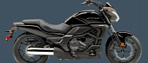 2014 Honda CTX700N, New Naked Technology with a Tad of Retro Styling