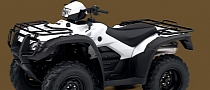 2014 Honda FourTrax Foreman Rubicon Rides in August [Photo Gallery]