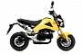2014 Honda Grom Gets 3 Leo Vince Exhausts