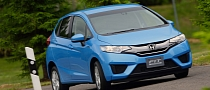 2014 Honda Jazz / 2015 Honda Fit [Photo Gallery]
