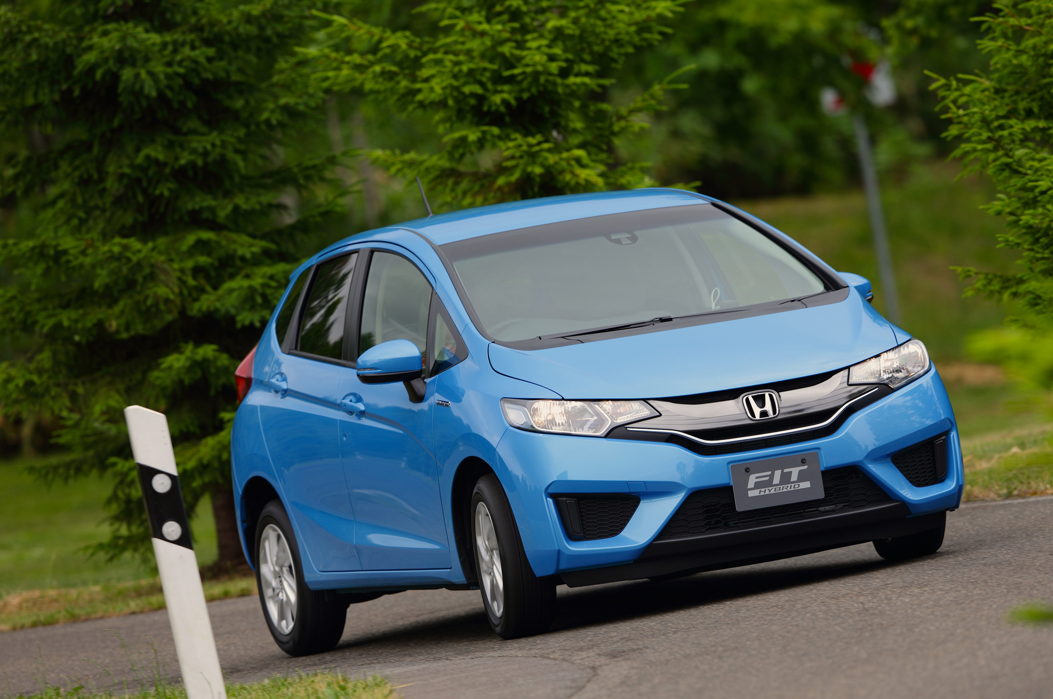 2014 Honda Jazz / 2015 Honda Fit