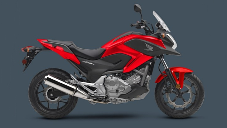 2014 Honda Nc700x And Enduro Ish All Rounder Autoevolution