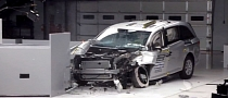 2014 Honda Odyssey Becomes First Minivan to Earn Top Safety Pick+ [Video]