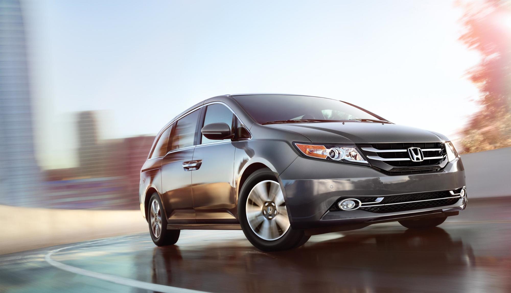 2014 Honda Odyssey Pricing Revealed autoevolution