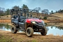 2014 Honda Pioneer 700-4, Fast Conversion from 2- to 4-Seater