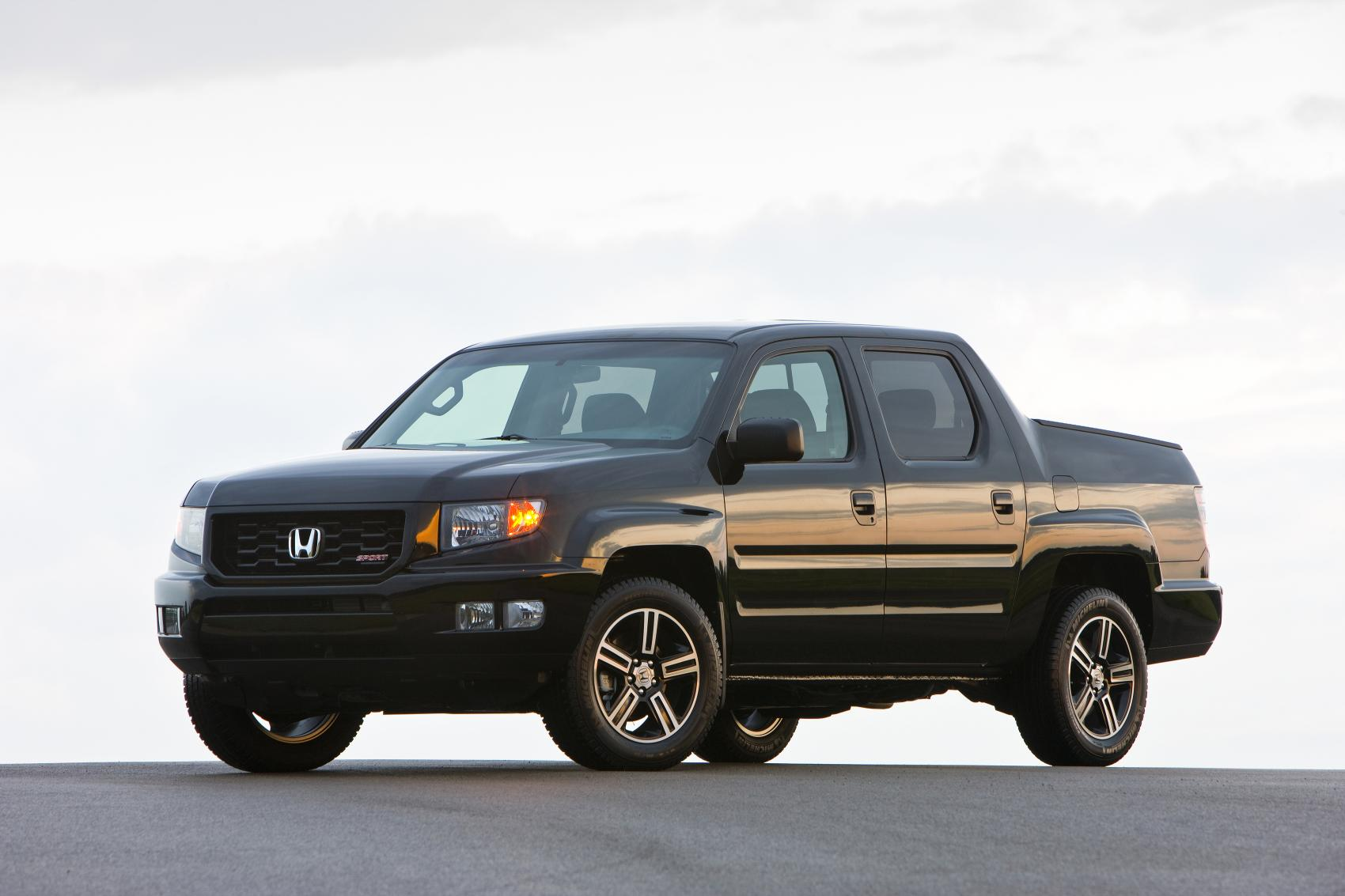 2014 Honda Ridgeline Pricing, New Special Edition Model ...
