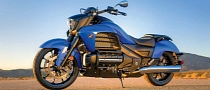 2014 Honda Valkyrie, Odin and Thor Would Ride It [Photo Gallery]
