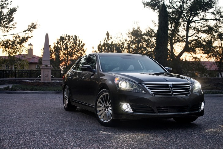 2014 Hyundai Equus Pricing Confirmed