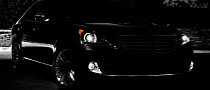 2014 Hyundai Equus Teased Ahead of New York Debut