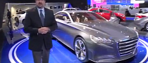 2014 Hyundai Genesis Concept Design Explained [Video]