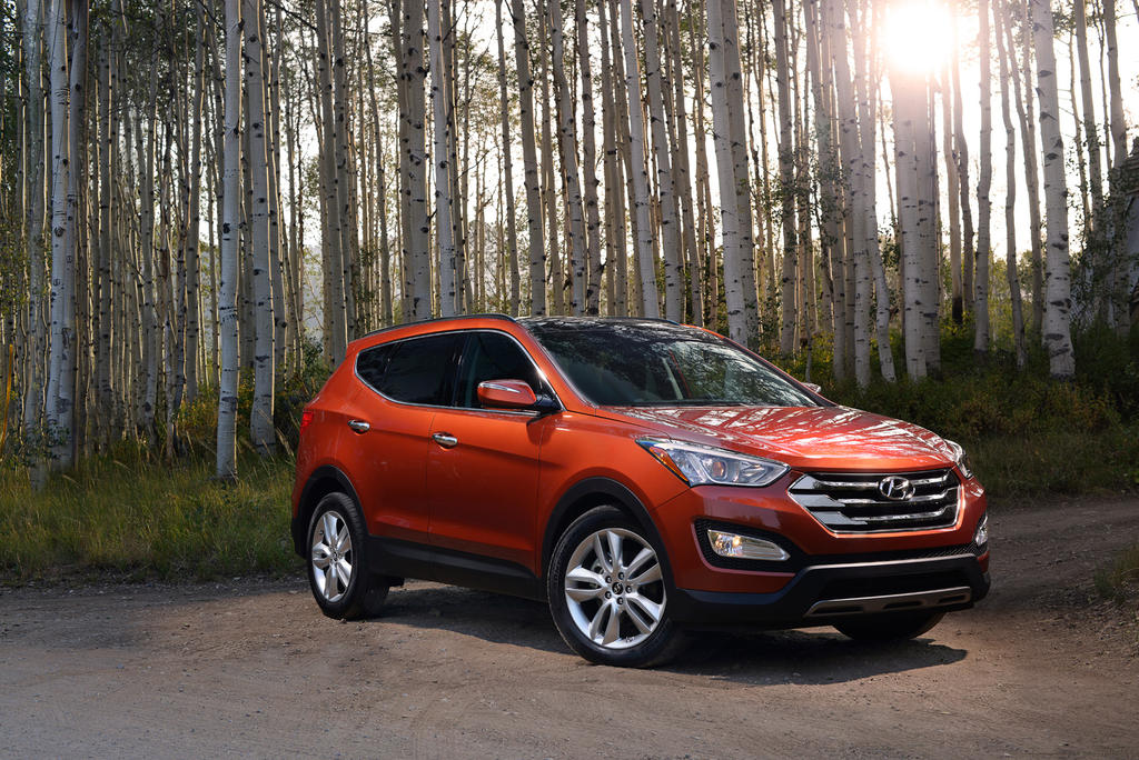 2014 hyundai santa fe sport us pricing announced autoevolution. Black Bedroom Furniture Sets. Home Design Ideas
