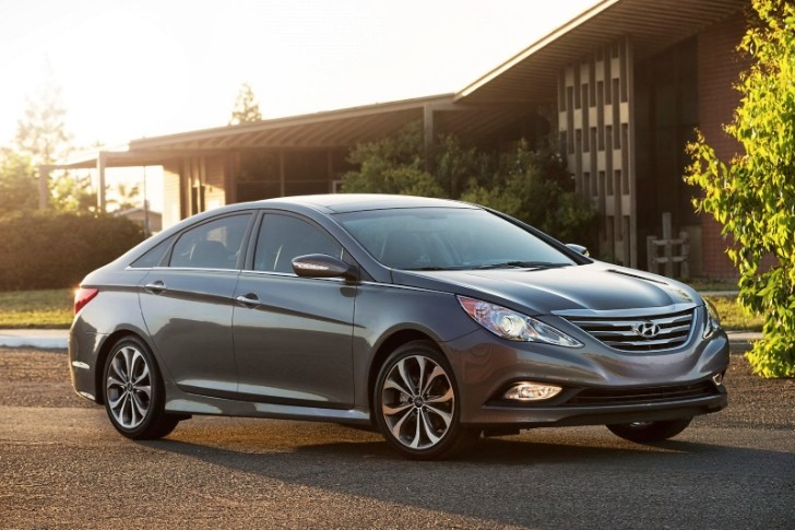 2014 Hyundai Sonata Unveiled, Priced from $21,350 [Photo Gallery]