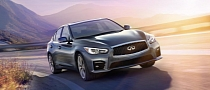 2014 Infiniti Q50 Delivery Date Announced