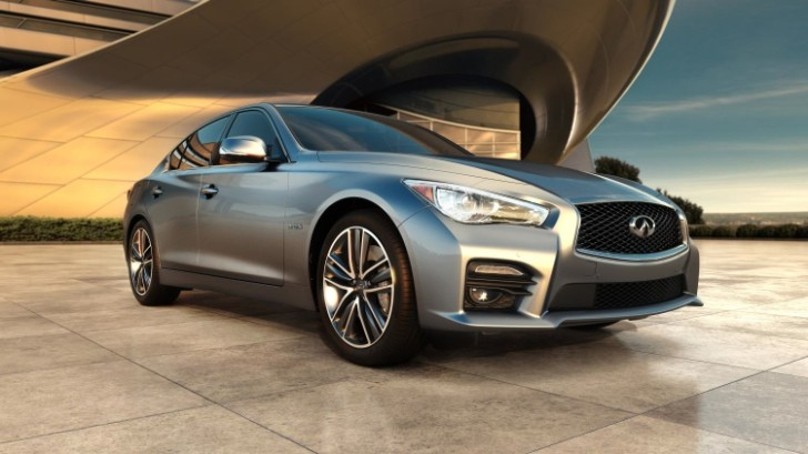 2014 Infiniti Q50 Final Pricing Announced
