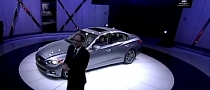 2014 Infiniti Q50 Luxury Sports Sedan Revealed in Detroit [Video]