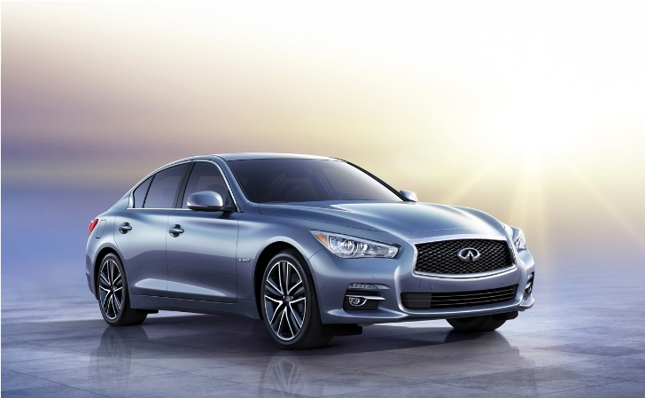 2014 Infiniti Q50 US Pricing Released