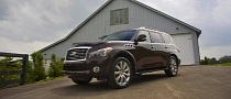 2014 Infiniti QX50, QX80 US Pricing Revealed