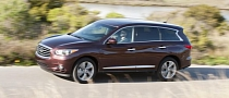 2014 Infiniti QX60, QX70 US Pricing Revealed