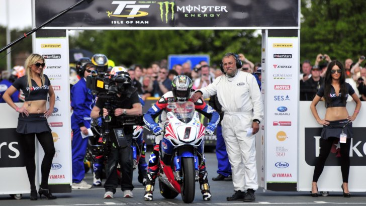 2014 Isle of Man TT Launch Night Streamed Live - autoevolution