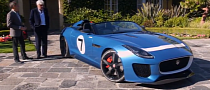 2014 Jaguar F-Type V8 S Visits Jay Leno's Garage [Video]