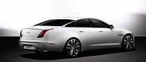 2014 Jaguar XJ Announced with Enhanced Interior and Technology