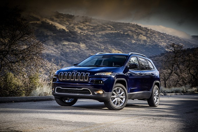"2014 Jeep Cherokee Becomes ""Liberty Light"" in China"