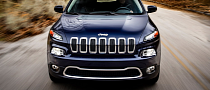 2014 Jeep Cherokee Goes Off-Road [Video]