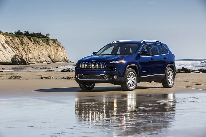 2014 Jeep Cherokee Order Guide Leaked [Photo Gallery]
