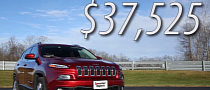 2014 Jeep Cherokee Reviewed by Consumer Reports [Video]