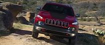 2014 Jeep Cherokee to Gain High-Performance SRT Version