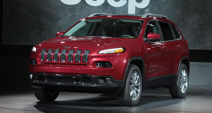 2014 jeep cherokee us pricing announced autoevolution. Cars Review. Best American Auto & Cars Review