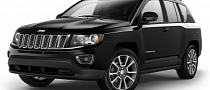 2014 Jeep Compass Arrives in UK Showrooms