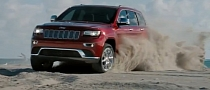"2014 Jeep Grand Cherokee ""Chip Away"" Commercial [Video]"