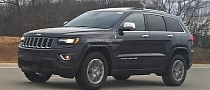2014 Jeep Grand Cherokee Facelift Coming to Detroit with Diesel Power