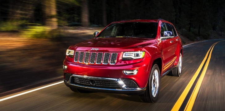2014 Jeep Grand Cherokee Gets New Look, Diesel [Photo Gallery]