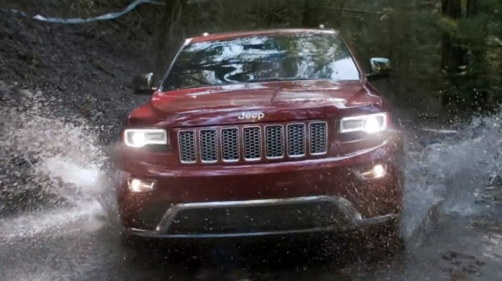 Who Is The Voice In The Jeep Grand Cherokee 2014 Commercial | Autos