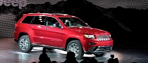 2014 Jeep Grand Cherokee Recalled Over Electrical Issue