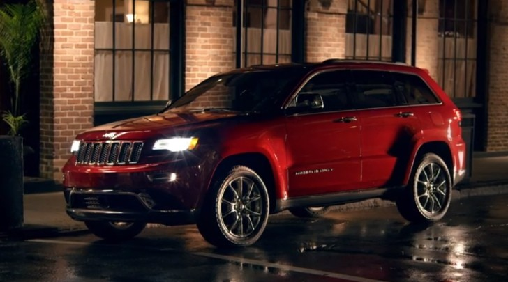 Description from 2014 Jeep Grand Cherokee Commercial Voice Autos