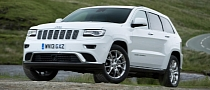 2014 Jeep Grand Cherokee UK Pricing Announced [Photo Gallery]