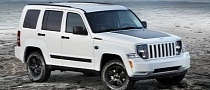 2014 Jeep Liberty to Use FWD Platform