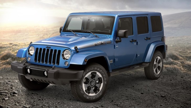 2014 Jeep Wrangler Polar Edition Launches in North America