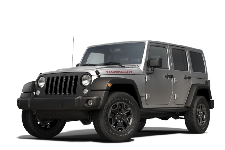 2014 Jeep Wrangler Rubicon X Special Edition Launched in Europe ...