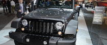 2014 Jeep Wrangler Willys Wheeler Edition Makes Public Debut in LA [Live Photos]