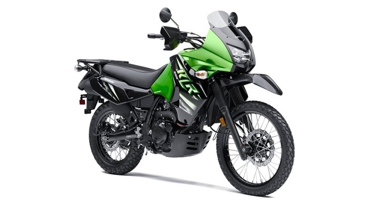 2014 Kawasaki KLR 650 Revealed, Price Announced [Photo Gallery]