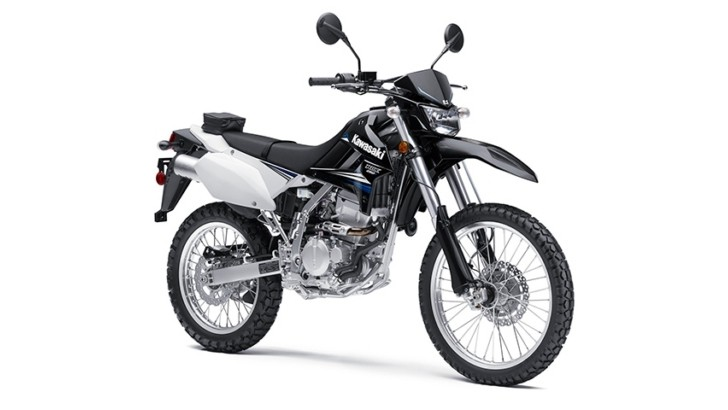 2014 Kawasaki KLX 250S, the New Dual-Purpose Machine