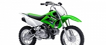 2014 Kawasaki KLX110, Automatic Clutch for Off-Road Fun