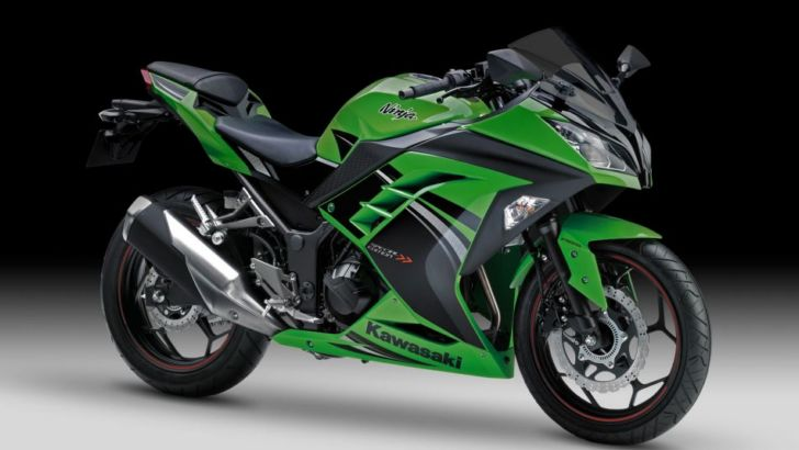 2014 Kawasaki Ninja 300 Special Edition - autoevolution